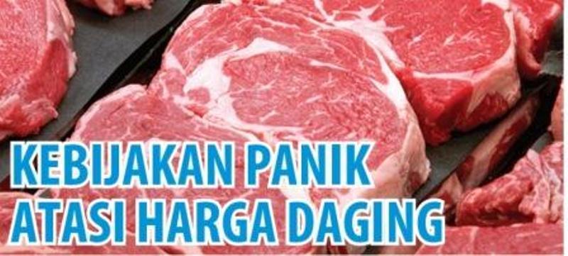 Harga daging sapi yang tidak kunjung turun selama Ramadhan menjelang Lebaran membuat pemerintah panik. Sejumlah kebijakan, kalau bukan jalan pintas, pun ditempuh. Intinya, banjiri pasar dengan daging beku, meski harus…