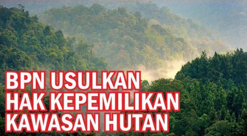 Kementerian Agraria dan Tata Ruang (ATR)/Badan Pertanahan Nasional (BPN) mengusulkan kepada Presiden Joko Widodo agar memberikan hak kepemilikan lahan hutan untuk menggairahkan bisnis kehutanan. Selain menarik minat perbankan, hak kepemilikan…